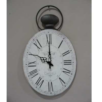 Orologio Oval Clock